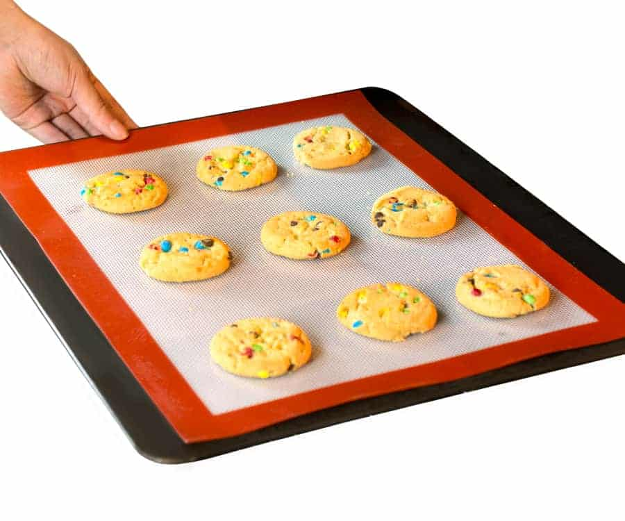 Kussi Silicone Baking Sheet - Red