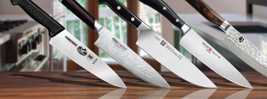 Major Knife Brands