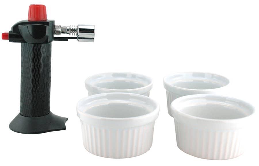 Creme Brulee Torch Set