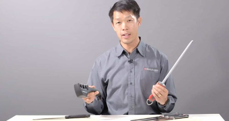 New Video – Do You Need a Honing Steel or a Sharpener?