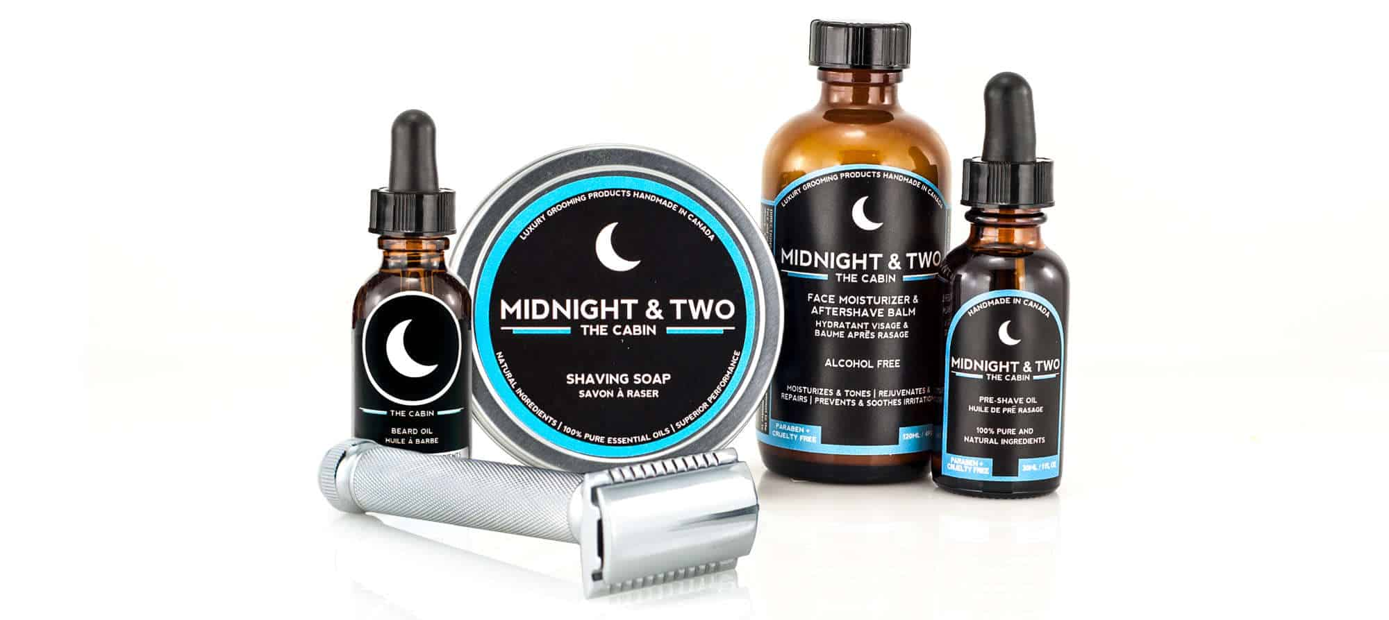 Midnight & Two The Cabin Line