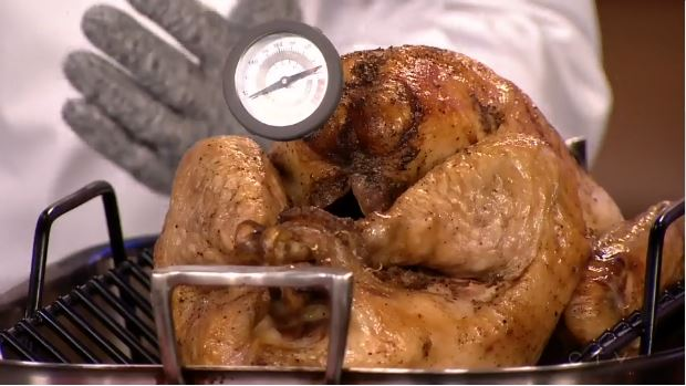 Holiday Turkey Carving Basics with CTV Morning Live