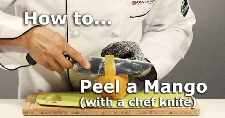 The Best Way to Peel and Prep a Mango