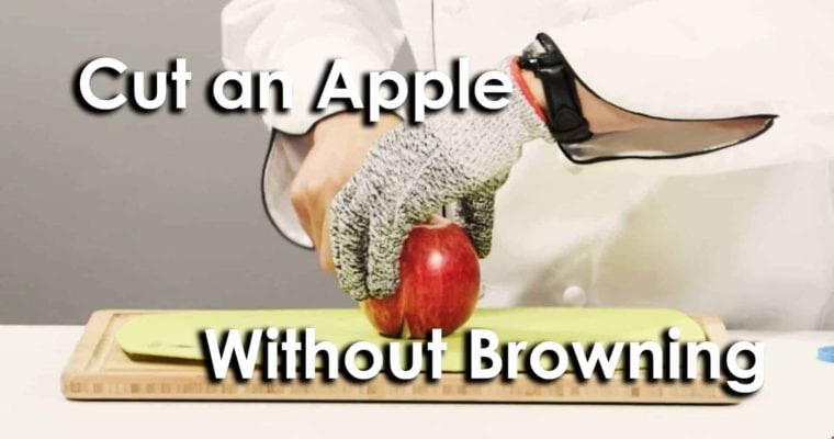 Want to Keep Your Apples From Browning?