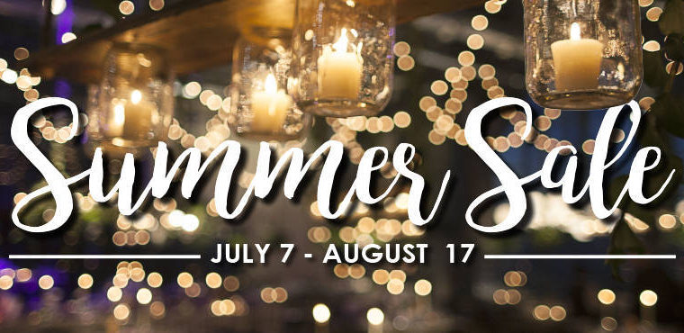 Say Hello to Fun, Festivities, and Our Summer Sale!