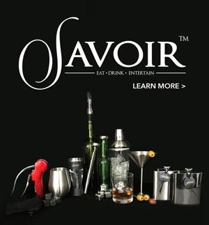 SAVOIR Barware