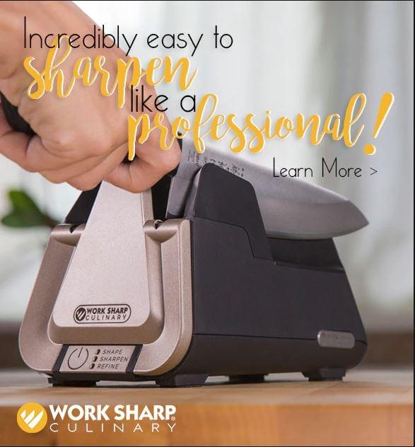 Work Sharp - Sharpen Like a Pro