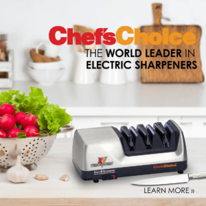 Chef'sChoice - The World Leader in Electric Sharpeners