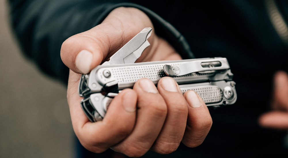 Leatherman FREE Arrives at House of Knives